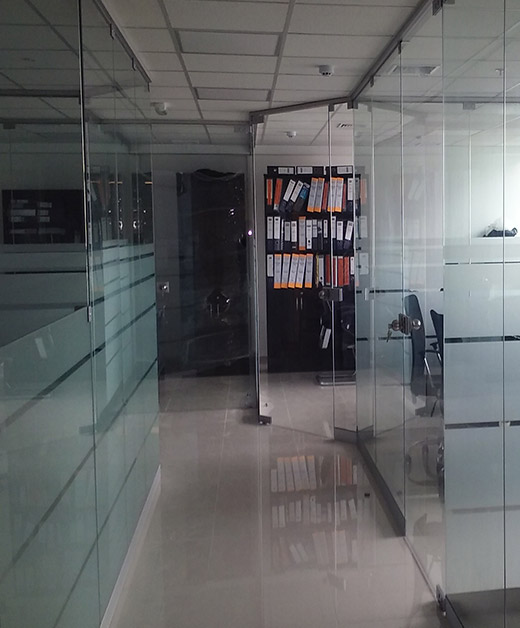 Oficinas Empresariales Chacarilla
